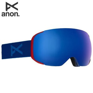 18-19 ANON ゴーグル anon. M2 Goggle 20336100: Frame: Blue, Lens: SONAR Infrared Blue 正規品/アノン/スノーボード/スキー/メンズ/snow brv-2nd-brand