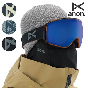 ITEM: ANON ゴーグル M4 Toric Goggle Asian Fit With Bon...