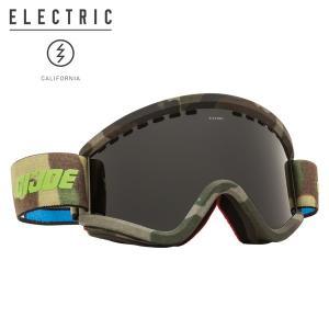 15-16 ELECTRIC ゴーグル EGV EG1315400:G.I. JOE CAMO    /Jet Black 正規品/エレクトリック/メンズ/スノーボード/GOGGLE/cat-snow|brv-2nd-brand