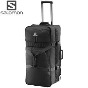 18-19 SALOMON キャリーバック CONTAINER 100 LC1115300 : BLACK 正規品/サロモン/トラベル/スキー/スノーボード/snow brv-2nd-brand