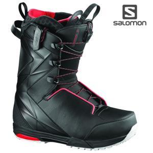 17-18 SALOMON ブーツ MALAMUTE l39359500: BLACK 正規品/サロモン/メンズ/スノーボード/靴/マラミュート/snow|brv-2nd-brand