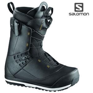 17-18 SALOMON ブーツ DIALOGUE JP l39426800: BLACK 正規品/サロモン/メンズ/スノーボード/靴/ダイアローグワイド/snow|brv-2nd-brand