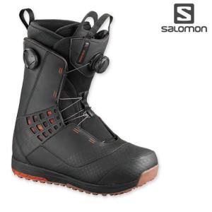 18-19 SALOMON ブーツ DIALOGUE FOCUS BOA WIDE L40510700: Black 正規品/サロモン/メンズ/スノーボード/ダイアローグワイドボア/靴/snow|brv-2nd-brand