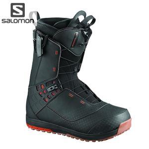 18-19 SALOMON ブーツ DIALOGUE WIDE JP L40510600: Black Camo 正規品/サロモン/メンズ/スノーボード/ダイアローグワイド/靴/snow|brv-2nd-brand