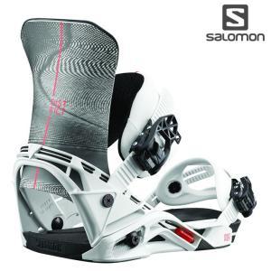 18-19 SALOMON バインディング DISTRICT L40511100: CREAM 正規品/サロモン/メンズ/スノーボード/ビンディング/ディストリクト/金具/snow|brv-2nd-brand