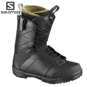 18-19 SALOMON ブーツ FACTION L40215000: BLACK 正規品/サロモン/メンズ/スノーボード/ファクション/靴/snow|brv-2nd-brand