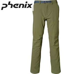 送料無料 PHENIX アウトドアパンツ Sleek Pants ph512pa21: od 正規品/フェニックス/ウエア/cat-out|brv-2nd-brand