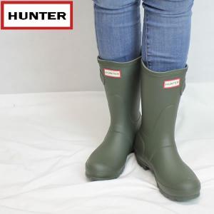 ハンター HUNTER レディース オリジナル ショートラバーブーツ hwfs1000rma: DOV 国内正規品 WELLY/長靴/レインブーツ/cat-fs/靴/シューズ|brv-2nd-brand