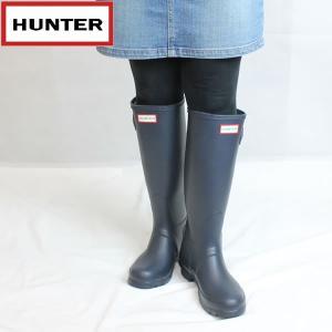 ハンター HUNTER レディース オリジナル トール ラバーブーツ hwft1000rma: NVY 国内正規品 WELLY/長靴/レインブーツ【cat-fs】靴/シューズ|brv-2nd-brand