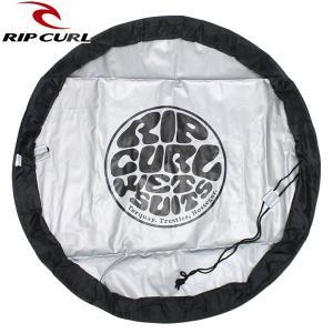 16SP RIP CURL チェンジマット w01-935: blk 正規品/RIPCURL/リップカール/w01935/着替え用マット/cat-surf|brv-2nd-brand