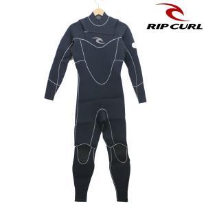 RIP CURL ウェットスーツ 3x2mm CHEST ZIP v30-001: 4slv 正規品/リップカール/ウエットスーツ/メンズ/v30001/surf|brv-2nd-brand