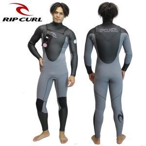 RIP CURL ウェットスーツ 5x3mm CHEST ZIP v30-621: 2bkh 正規品/リップカール/ウエットスーツ/メンズ/v30621/surf|brv-2nd-brand
