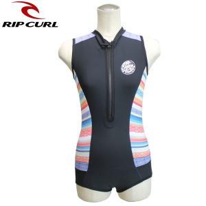 レディース RIP CURL スプリングウェットスーツ 1mm v34-240: str 正規品/リップカール/ショートジョン/v34240/surf brv-2nd-brand