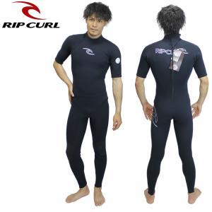 RIP CURL 3MM/2MM シーガル BACK ZIP u30-051: 5blk 正規品/リップカール/ウエットスーツ/ウェットスーツ/メンズ/u03051/日本製/surf brv-2nd-brand