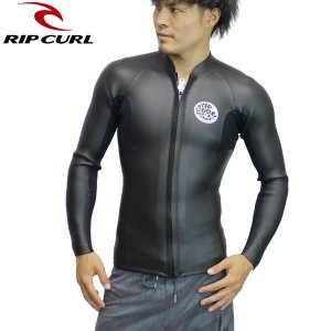 18SP RIP CURL タッパー u30-200: 1bkr 正規品/リップカール/ウェット/ウエットスーツ/メンズ/u30200/長袖/surf brv-2nd-brand