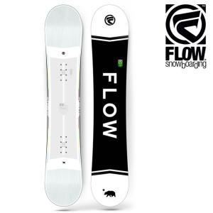 17-18 FLOW スノーボード merc:wht  正規品/ダブルキャンバー/メンズ/フロー/マーク/板/snow/2018|brv-2nd-brand
