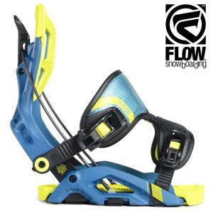 18-19 FLOW バインディング FUSE FUSION: NEON 正規品/フロー/メンズ/スノーボード/ビンディング/snow/フュージョン|brv-2nd-brand