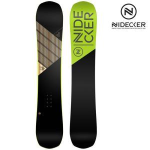 18-19 NIDECKER スノーボード PLAY: BLACK 正規品/メンズ/ナイデッカー/ニデッカー/flow/フロー/板/snow|brv-2nd-brand