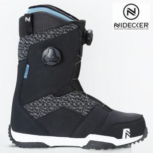 18-19 NIDECKER ブーツ TRANSIT BOA FOCUS:BLACK 正規品/スノーボード/メンズ/ナイデッカー/ニデッカー/flow/フロー/snow|brv-2nd-brand