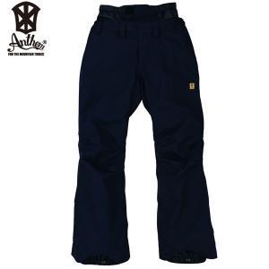 17-18 ANTHEM パンツ MID SHAPE PNT an1762: blk 正規品/メンズ/レディース/スノーボードウエア/ウェア/アンセム/snow|brv-2nd-brand