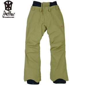 17-18 ANTHEM パンツ MID SHAPE PNT an1762: snd 正規品/メンズ/レディース/スノーボードウエア/ウェア/アンセム/snow|brv-2nd-brand