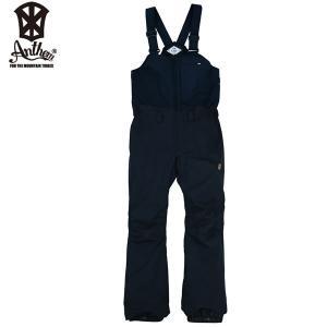 17-18 ANTHEM ビブパンツ BIB PNT an1777: blk 正規品/メンズ/レディース/スノーボードウエア/ウェア/アンセム/snow|brv-2nd-brand
