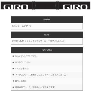 ITEM: GIRO ゴーグル Blok Asian Fit(ブロックアジアンフィット)  定価 ¥...