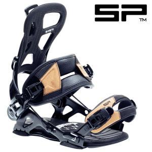 18-19 SP BINDINGS バインディング BROTHER HOOD  : black 正規品/メンズ/スノーボード/ビンディング/snow|brv-2nd-brand
