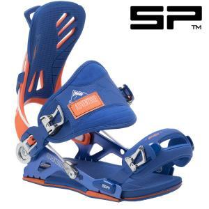 18-19 SP BINDINGS バインディング MOUNTAIN  : orange 正規品/メンズ/スノーボード/ビンディング/snow|brv-2nd-brand