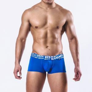 ソリッドボクサー ブルー|bs365