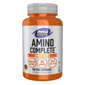 Now foods アミノコンプリート 120粒 マルチアミノ酸サプリ|bsdiet