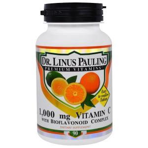 ポーリング博士のビタミンC 1000mg 90粒 サプリメント|bsdiet