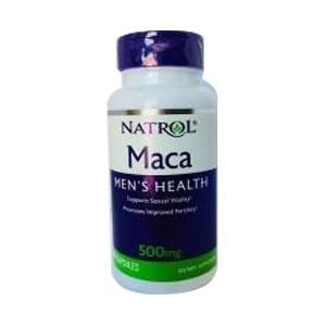Natrol マカ  500mg 60粒  サプリメント|bsdiet