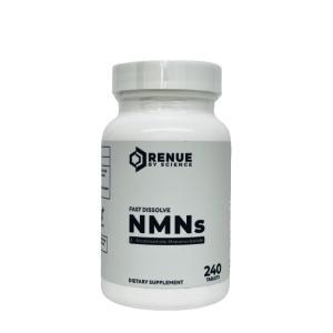Sublingual お徳用 NMNs 240粒 チュアブルタイプ NMNサプリメント  ニコチンアミド・モノヌクレオチド240粒入り