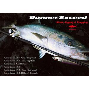 Ripplefisher rod RunnerExceed 107BH リップルフィッシャー ランナーエクシード 107BH|bsl13
