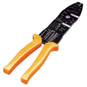 【095】エーモン工業■カー用品■工具 ペンチ 電工ペンチ1452