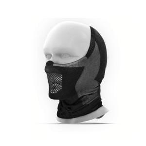 【送料無料】【メール便発送】【F】NAROO MASK(ナルーマスク) スポーツマスク X5H (ブラック)|bsm