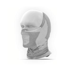 【送料無料】【メール便発送】【F】NAROO MASK(ナルーマスク) スポーツマスク X5H (グレー)|bsm