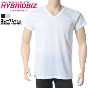 サマーシーズンに嬉しい涼感素材を使用した1分袖のVネックTシャツです。汗をかいても乾きが速く、サラッ...