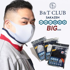 マスク 大きいサイズ メンズ 銀のチカラ 洗える 接触冷感 国産 抗菌防臭 立体マスク レディース ...