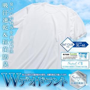 これからの春夏シーズンのビジネスマンには嬉しい高機能を搭載したクルーネック半袖Tシャツです。気になる...