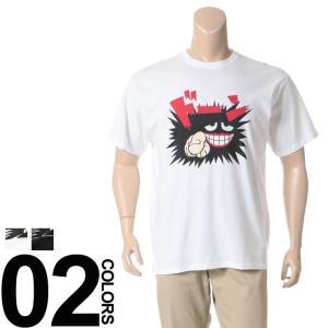 2017年4月に「笑ゥせぇるすまんNEW」としてTVアニメ界に再び登場した喪黒福造の半袖Tシャツです...