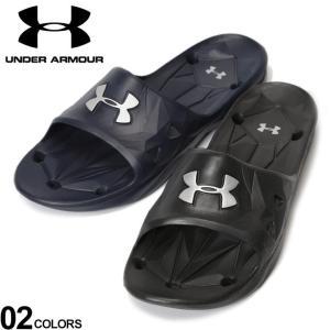 アンダーアーマー サンダル 大きいサイズ メンズ サカゼン ロゴ LOCKER III シューズ 靴...