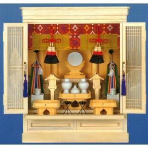 特選祭壇宮「白雲」(祖霊舎)
