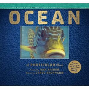 本 デザイン グラフィックス Ocean: A Photicular Book 正規輸入品