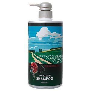 ハイグレード ザクロ 精炭酸 シャンプー500ml 業務用ボトル