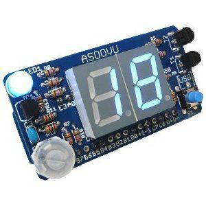 ASOOVU USB かんたんUSB温度計キット/AD00012|bto