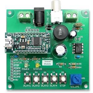 USB録音・音源再生モジュール評価ボードセット/ADSU01TB|bto