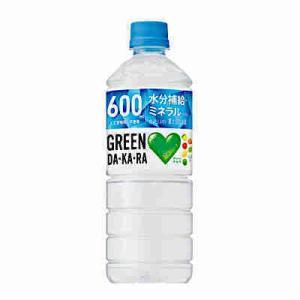 グリーン ダカラ GREEN DAKARA サントリー 500ml ペット 24本入り btobdaihei