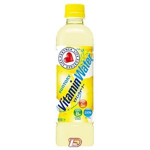 ビタミンウォーター サントリー 500mlペット 24本入り btobdaihei